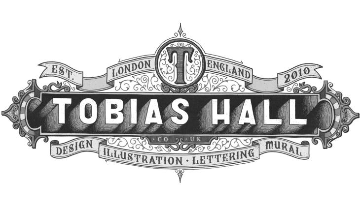 Tobias Hall behance