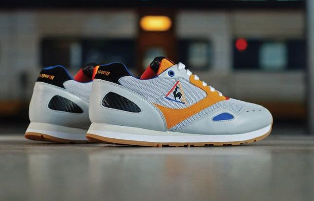 Le Coq Sportif x Crooked Tongues