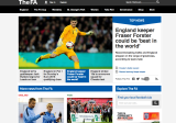 Content brand of the week: The Football Association, the sporting body with a kitbag full of content