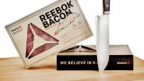 Monday Funday: a strange marriage, Reebok bacon and no bollocks