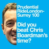 Ride London 2014 rankings, results and finishing times: did you beat Chris Boardman?