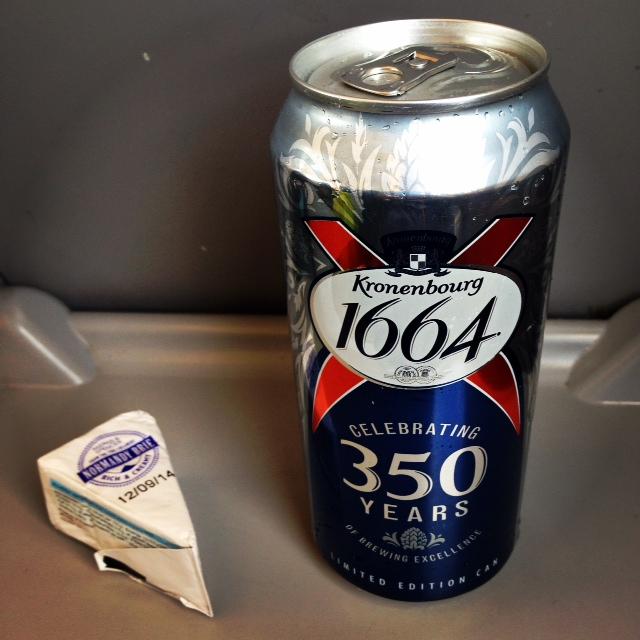 Train snack