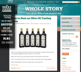Content brand of the week: the wholly wholesome Whole Foods Market