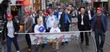 European Unity Walk – taking big steps for Parkinson'sawareness