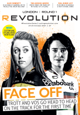 The Revolution Cycling series kicks off this weekend (and we created theprogramme)