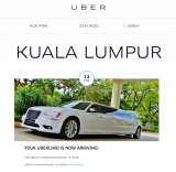 Content brand of the week: Uber, the transport company with well oiled content