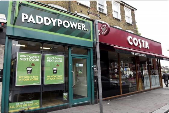Paddy Power Costa Coffee